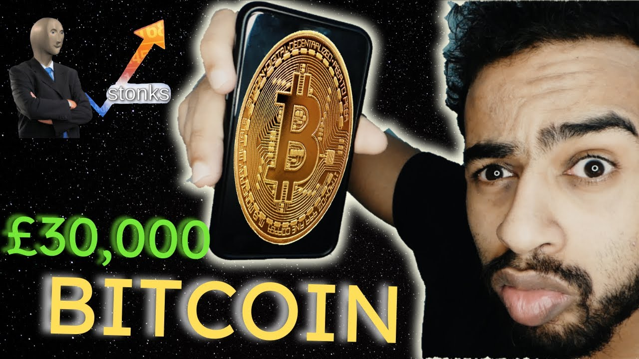 ✅I Bought £30,000 of Bitcoin…. Heres how and why│Bitcoin Explained [2021]