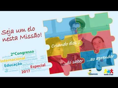 2º CONGRESSO INTERNACIONAL DE EDUCAÇÃO ESPECIAL