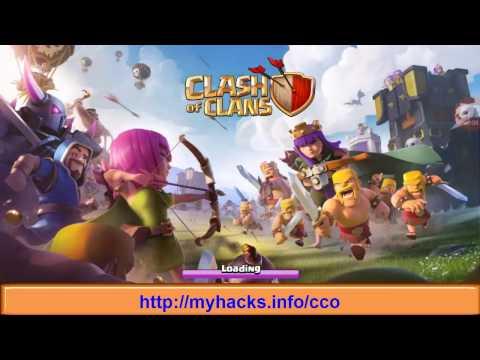 Clash Of Clan Free Gems2017 | 2017Hacks Game Clash Of Clan | Hack100%