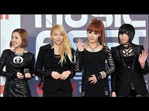 2NE1- FIRE (Space Ver)  MV -REACTION!!