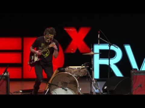 Street Music as Public Service | Gull | TEDxRVA
