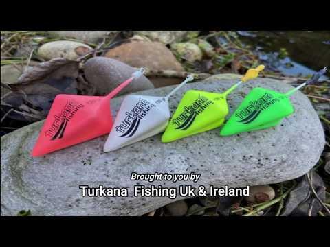 Turkana Uk & Ireland -  Fishing Leads And Colour