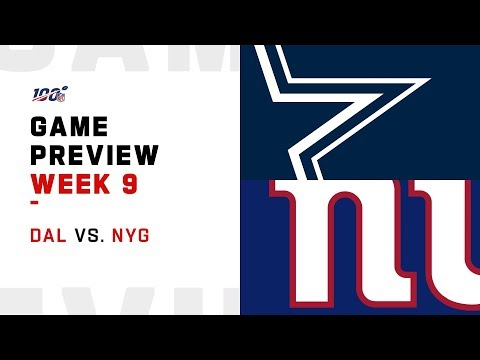 Lynn Hernandez - DAL vs NYG tonight! Here is a preview. What are YOUR predictions?