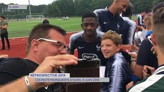 Yvelines | Rétrospective 2018 : Les faits marquants d'avril à juin 2018