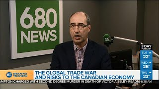 What a trade war could mean for the Canadian economy