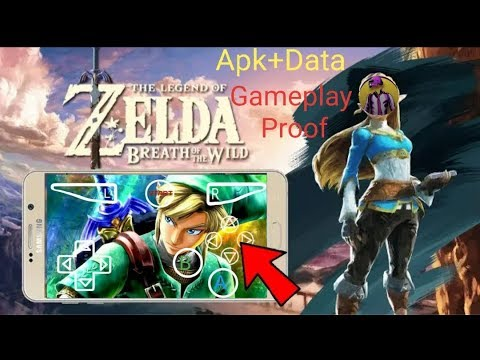 How To Download Legend Of Wild Breath Of Wild Apk+Data Android & IOS Devices Gameplay