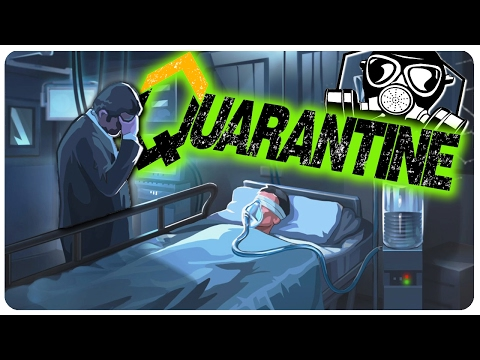 No Cure Challenge - Prion Hard! - Quarantine Gameplay | Let's Play EP 5 (Quarantine Game 2017)