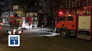 TPHCM: Cháy đau lòng cướp mạng sống 3 người