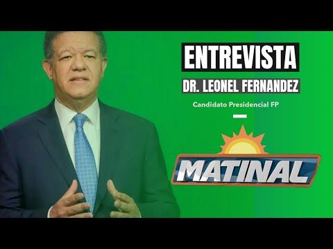 Ex Presidente Leonel