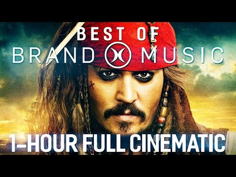1-Hour Epic Music Mix Full Cinematic | Best Of Brand X Music