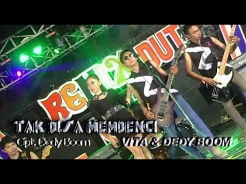 Vita Alvia Ft. Dedy Boom - Tak Bisa Membenci - [Official Video]