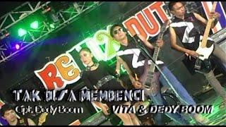 Vita Alvia Ft. Dedy Boom - Tak Bisa Membenci - [Official Video]