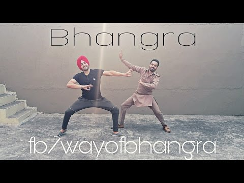 Bhangra on Diljit Dosanjh - Do You Know Remix - Dj Laddi MSN - Way Of Bhangra