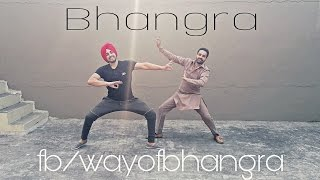 Bhangra on Diljit Dosanjh - Do You Know Remix - Dj Laddi MSN - Way Of Bhangra