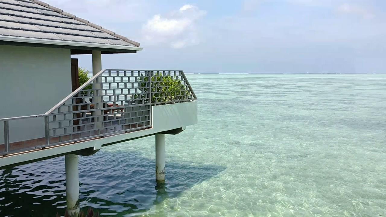 Sun Island Resort Maldives Water Villa