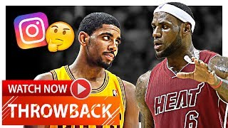 LeBron James vs Kyrie Irving ELITE Duel Highlights (2013.12.14) Cavs vs Heat - Kyrie Shaking LBJ!