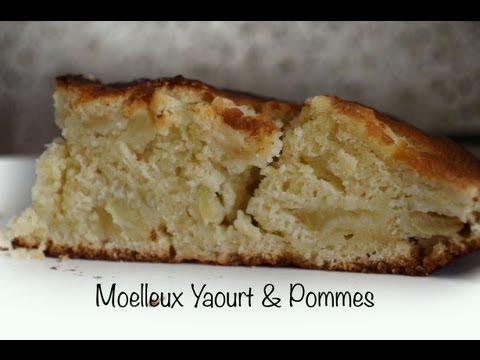 ♡-recette-:-le-gâteau-yaourt-&-pommes-!-♡