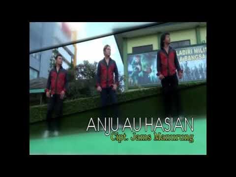 Anju au hasian - Gerhana Trio