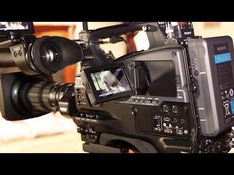 NAB2016: 4K-Schultercamcorder PXW-Z450 und FS5 Software-Updates