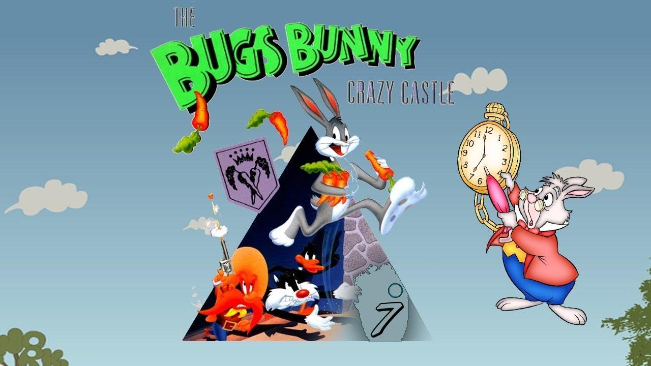 bugs bunny spiele zum