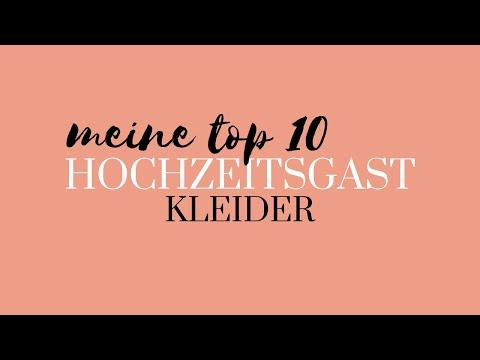 Hochzeitsgast Kleider TOP 10 Outfits | Modebloggerin Neele | Modeblog Justafewthings.de