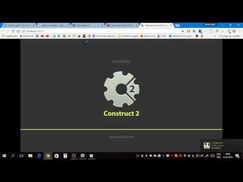 Yine Construct 2 Ile Oyun Yapıyoruz :D:D:D:D