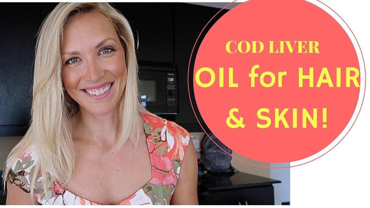 Cod liver oil benefits for men