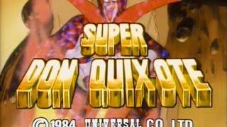 Entriamo in Sala Giochi : Super Don Quix-Ote (Universal 1984)