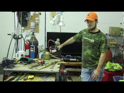 10BitWorks Heavy Metal Hackers Welding Class - Safety and Overview Part 2