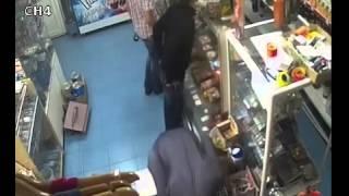 Кража денег из магазина в д.Шептахово Урмарского района