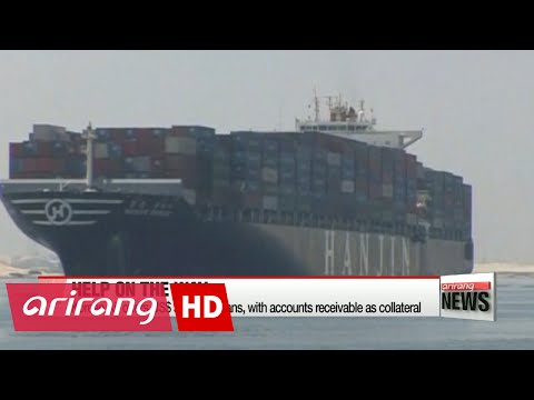 State-run KDB agrees to lend US$45 mil. to embattled Hanjin Shipping