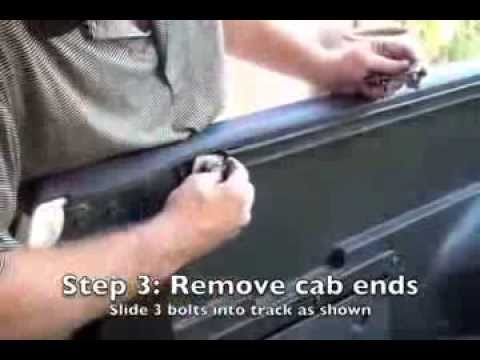 Bak Roll X Tonneau Cover Toyota Tacoma Installation Video Youtube