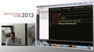 Adventures with the Canvas REST API | InstructureCon 2013
