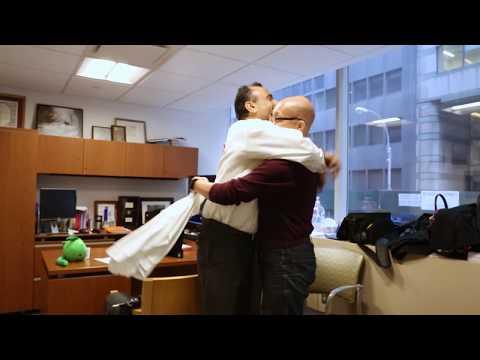 Urology Patient Shares His Mount Sinai Journey
