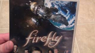 Firefly the Complete Series DVD Unboxing