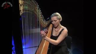 Gunhild Carling jazz harp solo - Nocturne