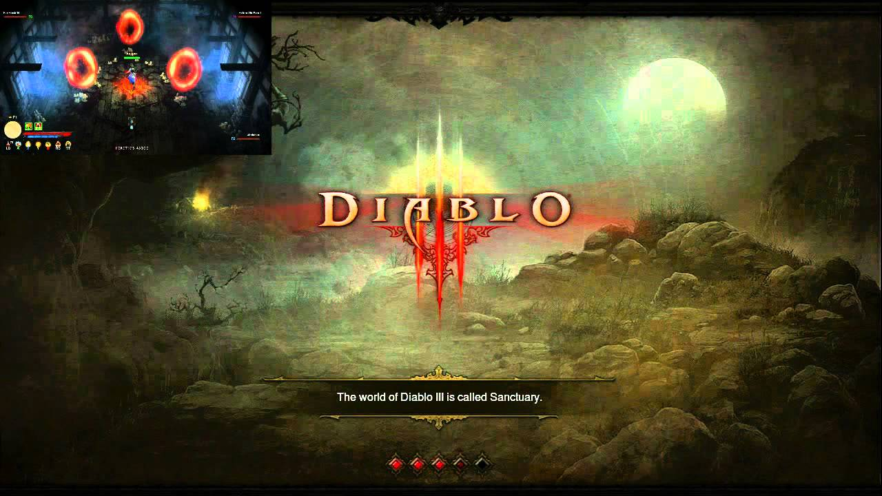 Diablo 3 Unlimited Uber Bosses How To Farm For Hellfire Ring Youtube