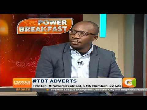 Power Breakfast: #TBT Adverts