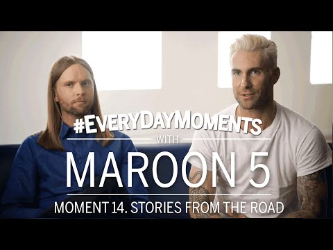 Maroon 5 -- Stories from the Road