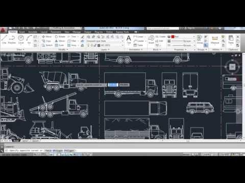สอนสด AutoCAD 2014 Basic (คุณก้อย) 01