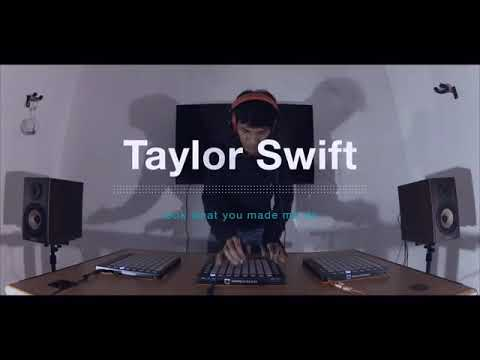 Taylor Swift - Look what you made me do - Launchpad cover by Alffy Rev