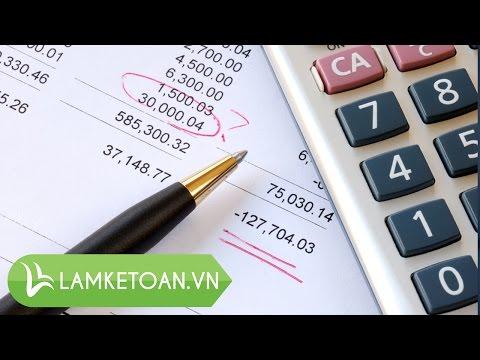 Dạy làm báo cáo tài chính, đọc báo cáo tài chính - Lamketoan.vn