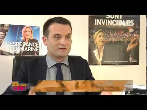 Florian Philippot : le stratège du FN - Déshabillons les