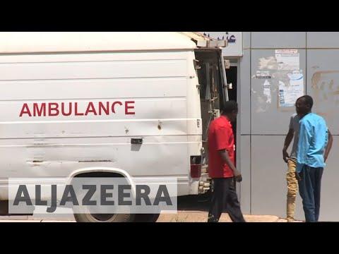 Sudan government 'downplaying cholera outbreak