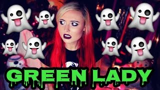 GREEN LADY CEMETERY! | URBAN LEGEND