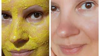 Антиоксидантная маска для дряблой кожи Рецепт маски для омоложения кожи лица