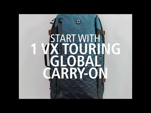 Victorinox Vx Touring - Travel Recipe