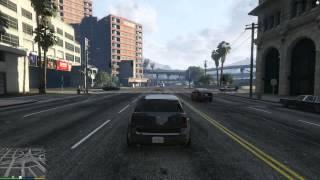 GTA 5 PC Gameplay High settings Full HD