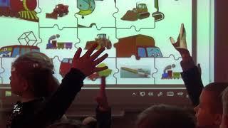Відеофрагмент уроку 1 клас