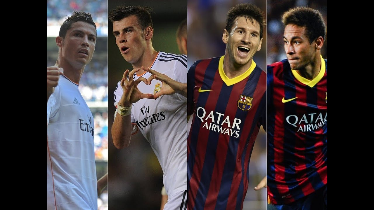 Cristiano Ronaldo Gareth Bale vs Leo Messi Neymar | Goals ... | 1024 x 768 jpeg 143kB